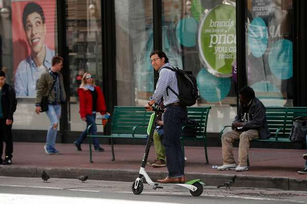 I rode electric scooters in SF for a day  Here's why we need more of