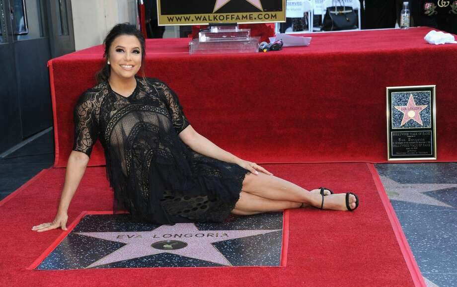 HOLLYWOOD, CA - APRIL 16:  Actress  Eva Longoria Honored With Star On The Hollywood Walk Of Fame on April 16, 2018 in Hollywood, California.  (Photo by Albert L. Ortega/Getty Images) Photo: Getty Images
