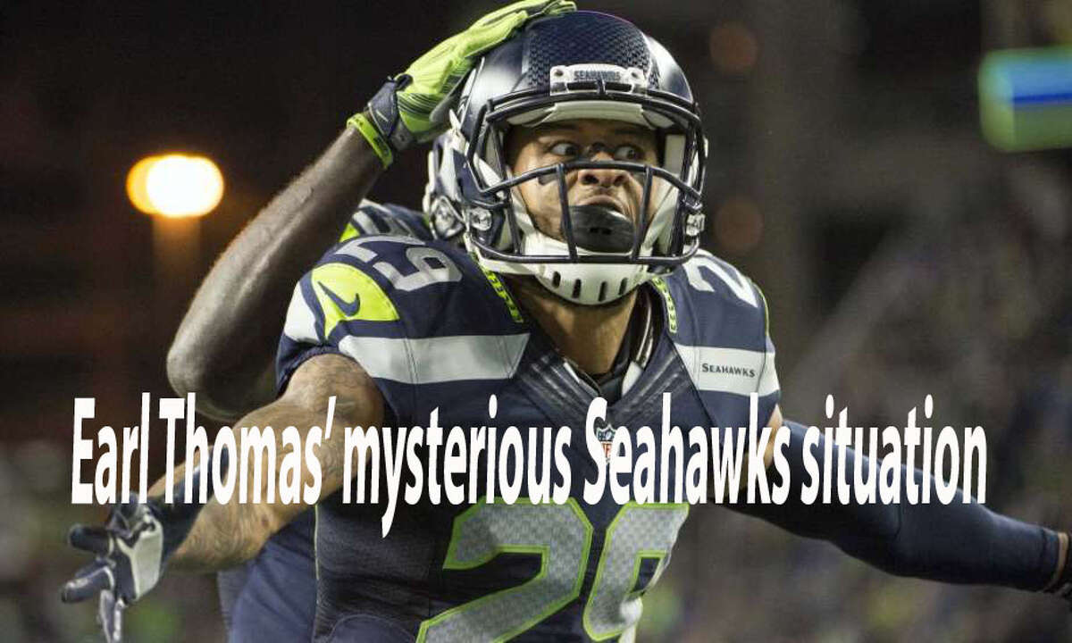 A timeline of Earl Thomas' difficult situation in Seattle.