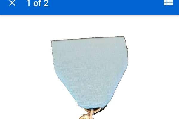 St. Joseph Catholic Church's Fiesta Medal, $15, available at the church, 623 E. Commerce.
