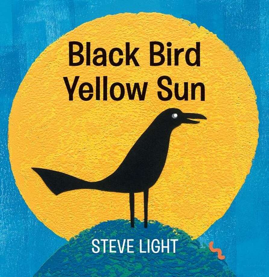 """Black Bird Yellow Sun"" By Steve Light $7.99 Candlewick Press Photo: Candlewick Press"