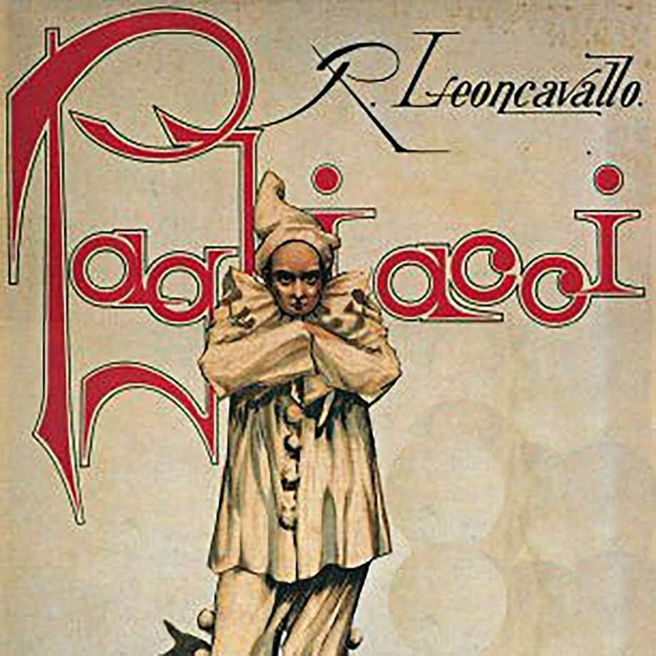 "Opera Theater of Connecticut as it presents two performances of the powerful opera ""I Pagliacci"" by Ruggero Leoncavallo, April 20-21 at Andrews Memorial Town Hall in Clinton. Photo: Contributed Photo /Opera Theater Of Connecticut"