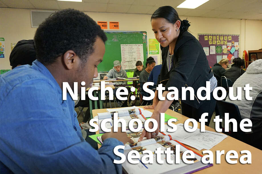 School ranking site Niche ranked schools in the Seattle metropolitan area that stand out with their diversity and academic achievement among low-income students. See what they have to say about their top 20 pics in the region. Photo: Seattlepi.com File