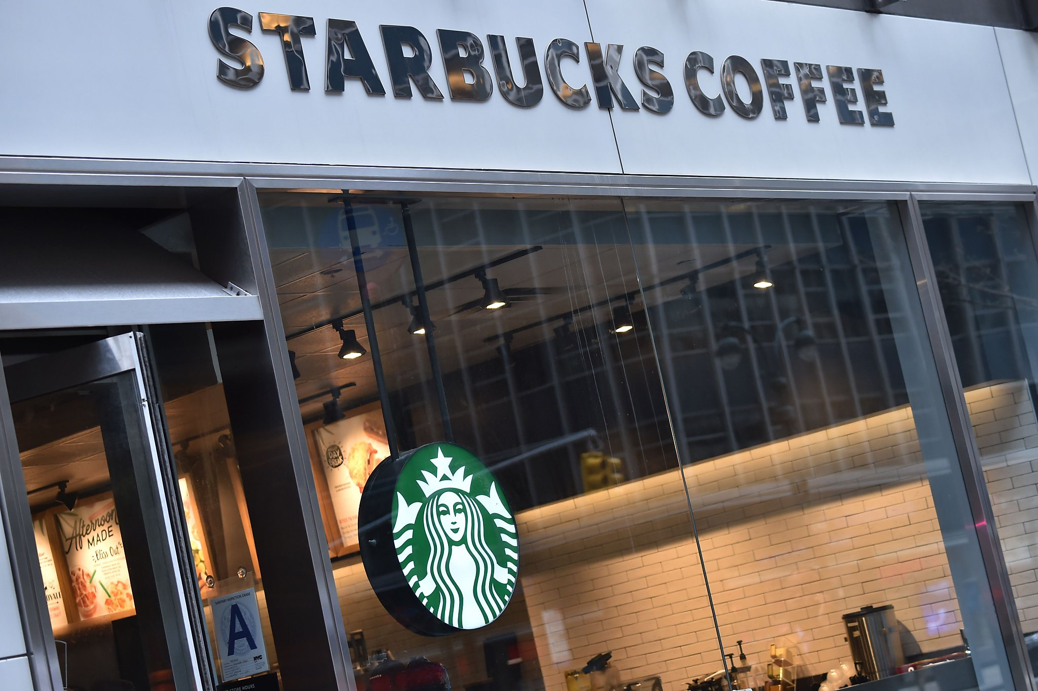 Starbucks to close stores for an afternoon of bias training -  SFChronicle.com