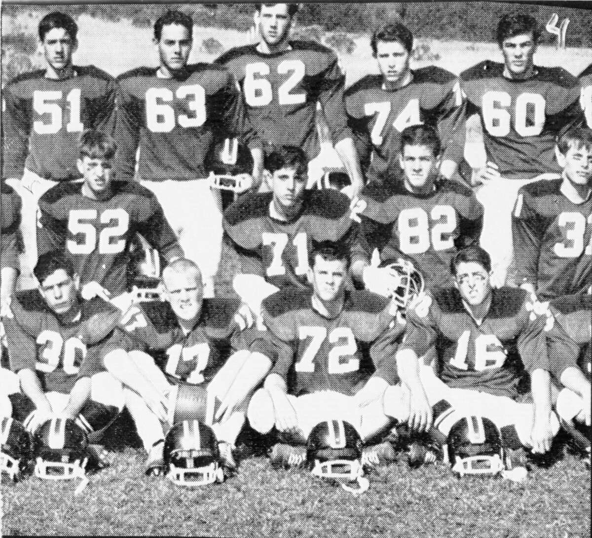 Herbert Mullin, who would later become a notorious serial killer, was a varsity football player in high school, and voted most likely to succeed by his graduating class.