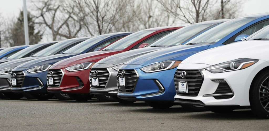 Houston car sales climbed, prices fell in March - Houston Chronicle
