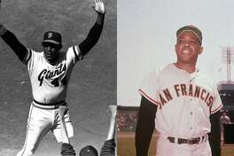 Willie McCovey vs. Willie Mays    These two all-time great baseball players played together on the San Francisco Giants roster for 13 years and still maintain cultural relevance. McCovey has a piece of the property surrounding AT&T Park, McCovey Cove, named after him, while Mays has had songs, cartoons and film characters based off of him.