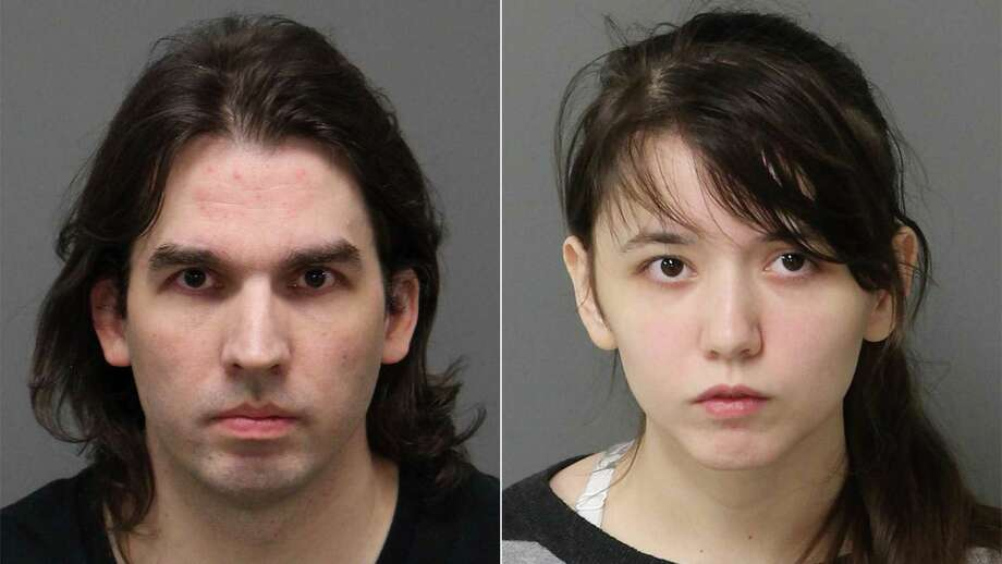 Steven Pladl, 45, and his daugther, 20-year-old Katie Pladl, were arrested in January in North Carolina for incest, police say. Photo: Wake County, N.C., Records / TNS / Wake County, N.C., Records