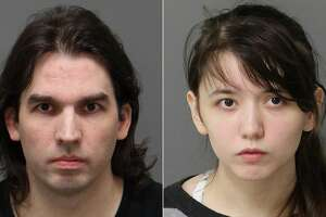 Steven Pladl, 45, and his daugther, 20-year-old Katie Pladl, were arrested in January in North Carolina for incest, police say.