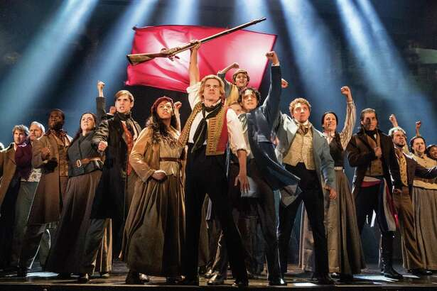 """Les Miserables"" will play the Shubert in October."