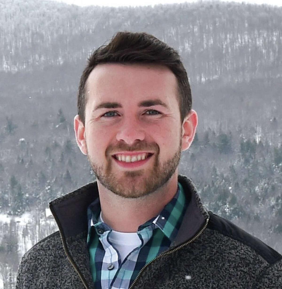 Aidan O'Connor, a Greene County Democrat (Provided)
