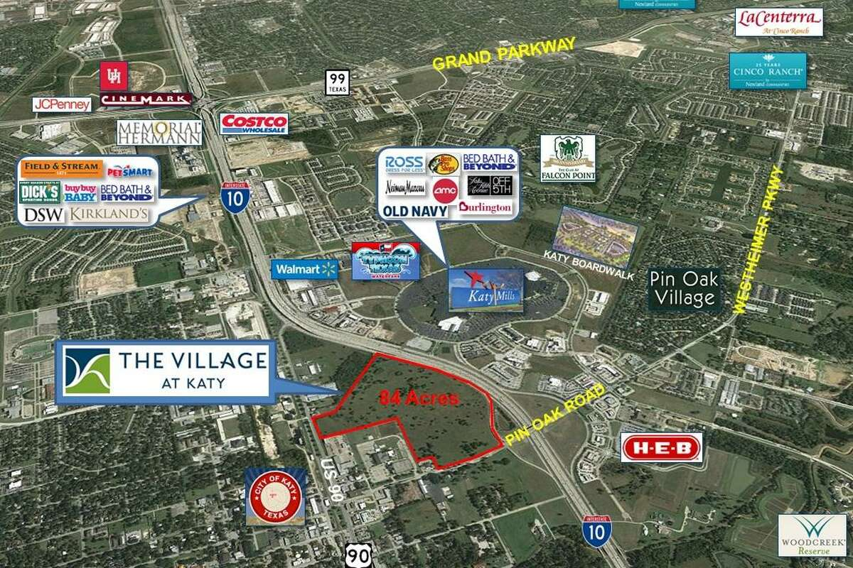 deal of the week katy village lp buys 84 acre parcel for