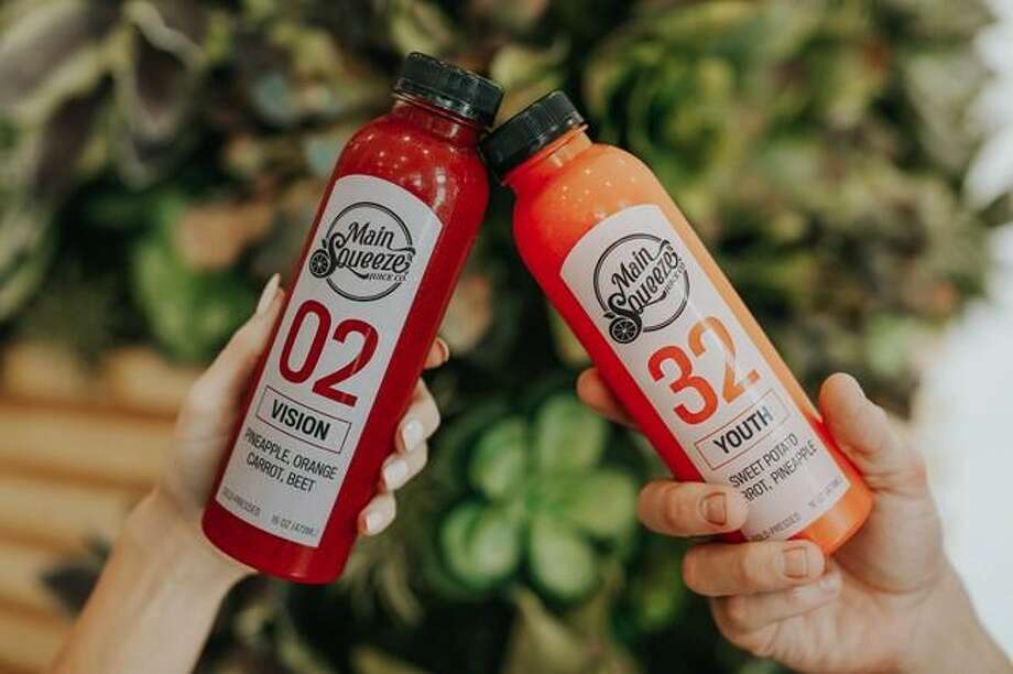 Main Squeeze Juice Co. is expanding into Houston. Photo: Main Squeeze Juice Co. / Main Squeeze Juice Co.