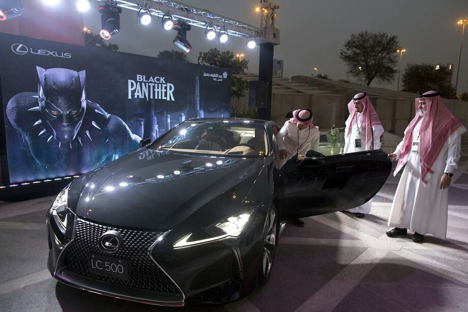 Saudi Arabia to show  Black Panther  to mark cinema opening - SFGate 4dc669c15