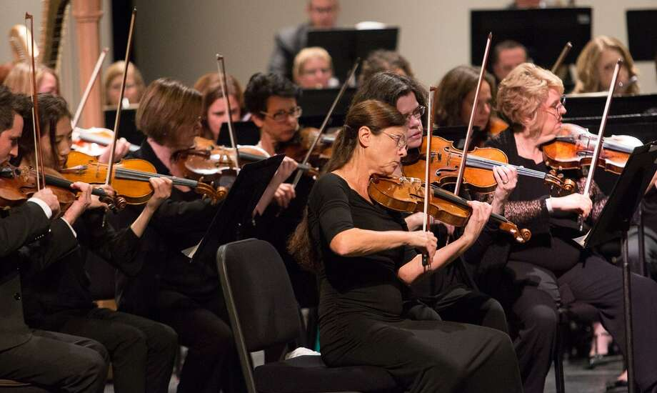 The Waterbury Symphony Orchestra will present Forces of Nature, a concert in honor of Earth Day, on Sunday at Naugatuck Valley Community College. Photo: Contributed Photo /Waterbury Symphony Orchestra / / Photos a