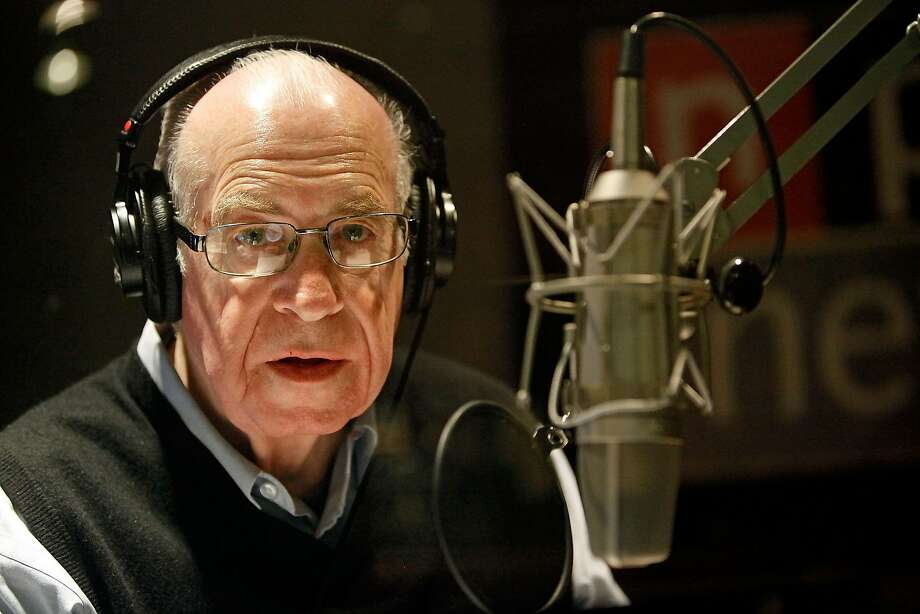 "Carl Kasell was best known for   NPR's ""Morning Edition""and ""Wait Wait ... Don't Tell Me."" Photo: Chip Somodevilla / Getty Images 2009"