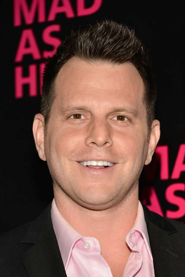 """Dave Rubin attends the The Young Turks Documentary """"Mad as Hell"""" Los Angeles Premiere at Harmony Gold Theatre on November 6, 2014 in Los Angeles, California. Photo: Araya Diaz/Getty Images For The Young Turks"""