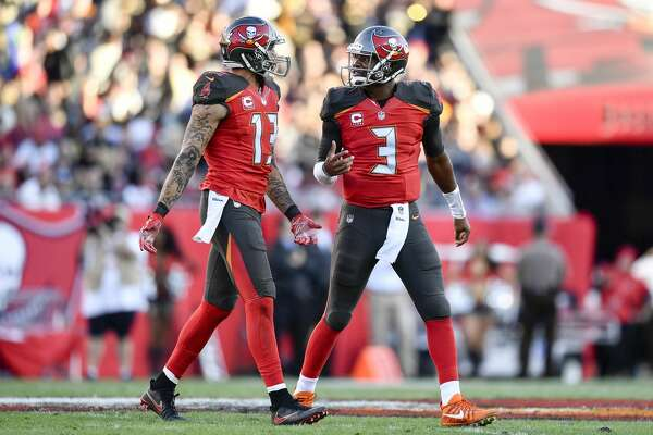 4c5499efb Tampa Bay Buccaneers You have to give credit to the Bucs for trying  something new with their 2014 redesign, but it's tough on the eyeballs --  particularly ...