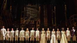 """Hamilton"" will make its Houston debut at the Hobby Center."