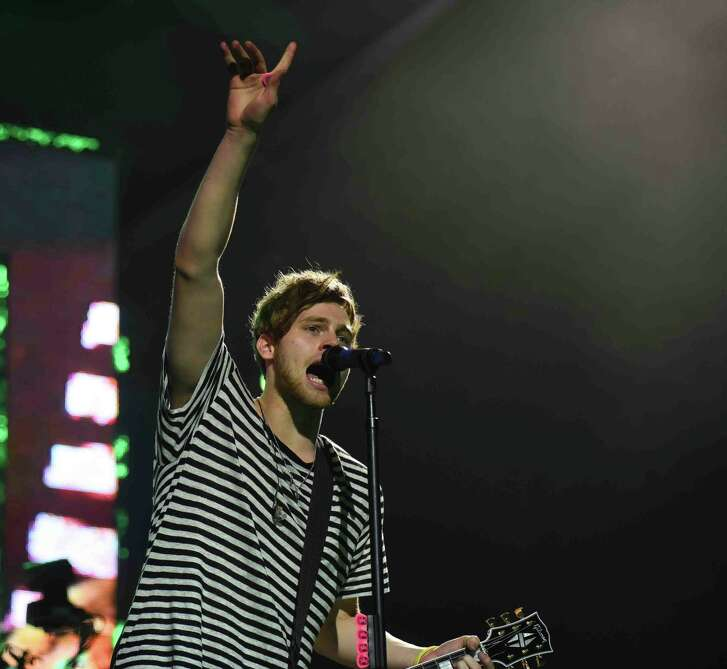 The pop-rock band 5 Seconds of Summer is at House of Blues Saturday.
