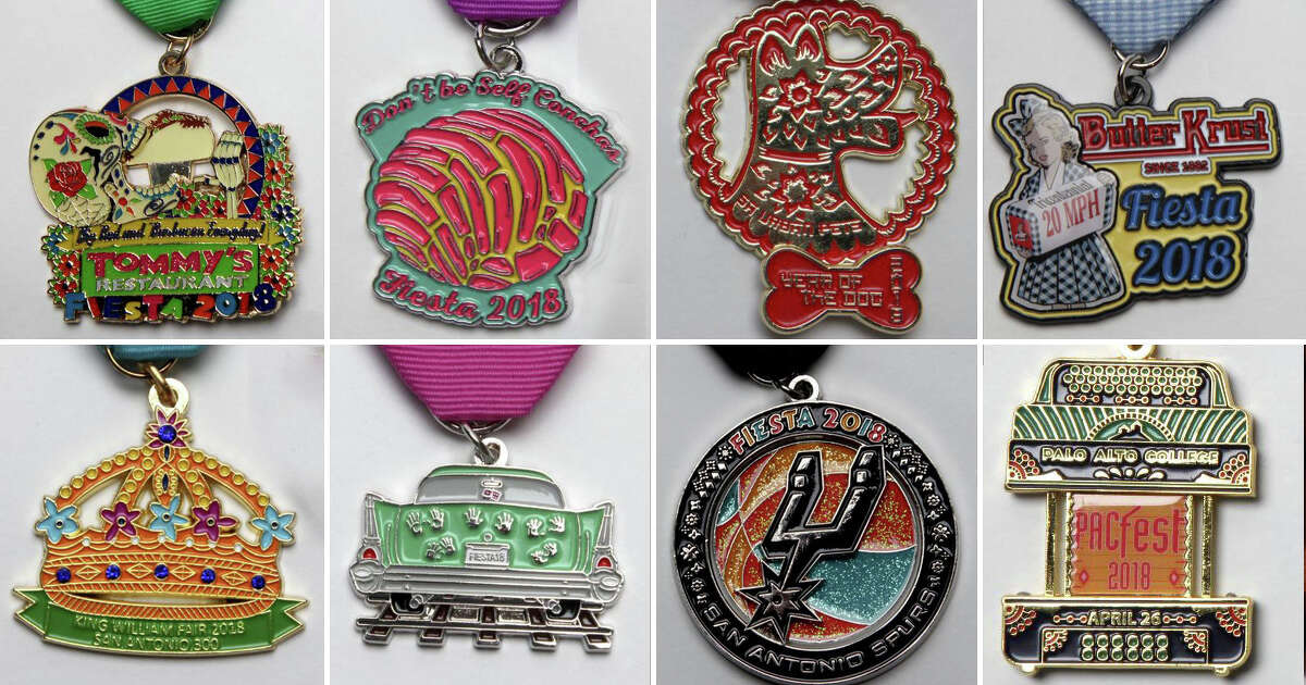 Ranked: San Antonio Express-News Fiesta Medal Winners in 2018 Click ahead to see the most impressive Fiesta medal for 2018, as chosen by the San Antonio Express-News.