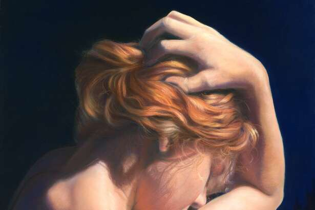 """The Essex Art Association's Gantner Gallery show, """"Clairvoyance,"""" showcases work in graphite, oil and soft pastel byJanet Rayner."""