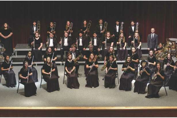 The Crosby High School Symphonic Band will attend the 72nd annual Midwest Clinic in Chicago.