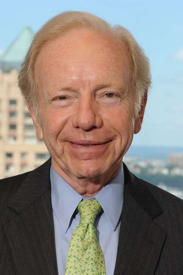 Lieberman Photo: Ned Gerard / Ned Gerard / Connecticut Post