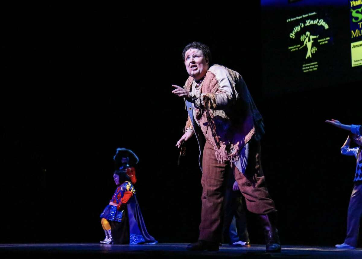 Garrett Morris won a 2018 Tommy Tune best actor award for his role as Quasimodo in Friendswood High School's production ofthe Disney musical ?