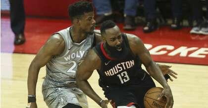 big sale 5e233 b241b Smith: Butler-Harden-Paul would be Rockets reality TV ...