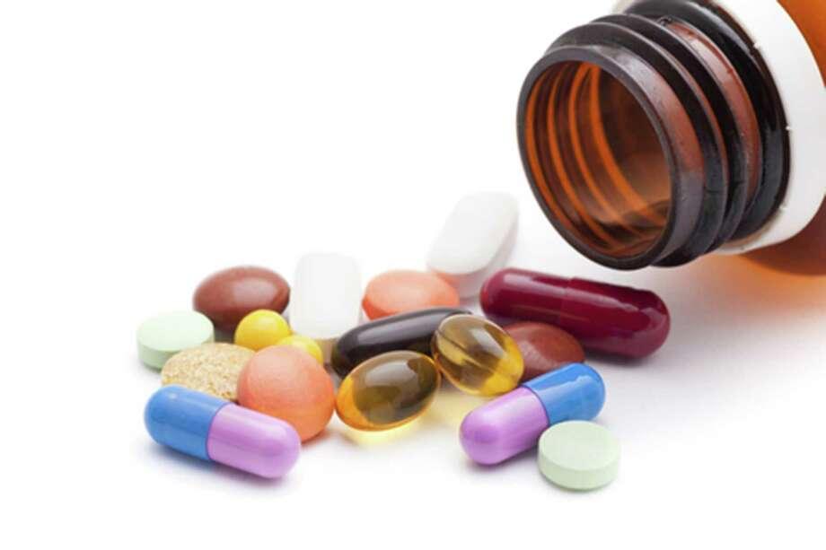 Prescription drugs (Dreamstime/TNS) Photo: Dreamstime/TNS, HO / TNS / Baltimore Sun