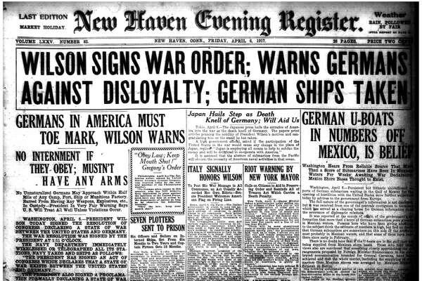 History making headlines