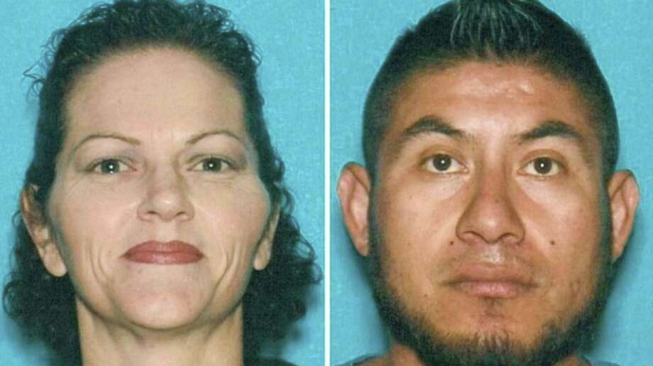 Stacie and Jose Mendoza. Photo: Hanford Police Department