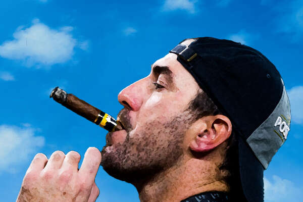 "Justin Verlander on the cover of ""Nothing was the Same"" by Drake Photo Getty/Edit Demetrio Teniente"
