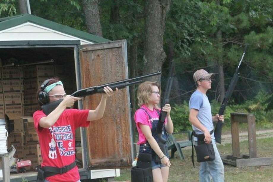 Clay target teams have been growing rapidly across Michigan. (John Raffel/Hearst Michigan)