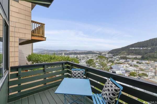 The view from this Golden Gate Heights home will wow prospective buyers.