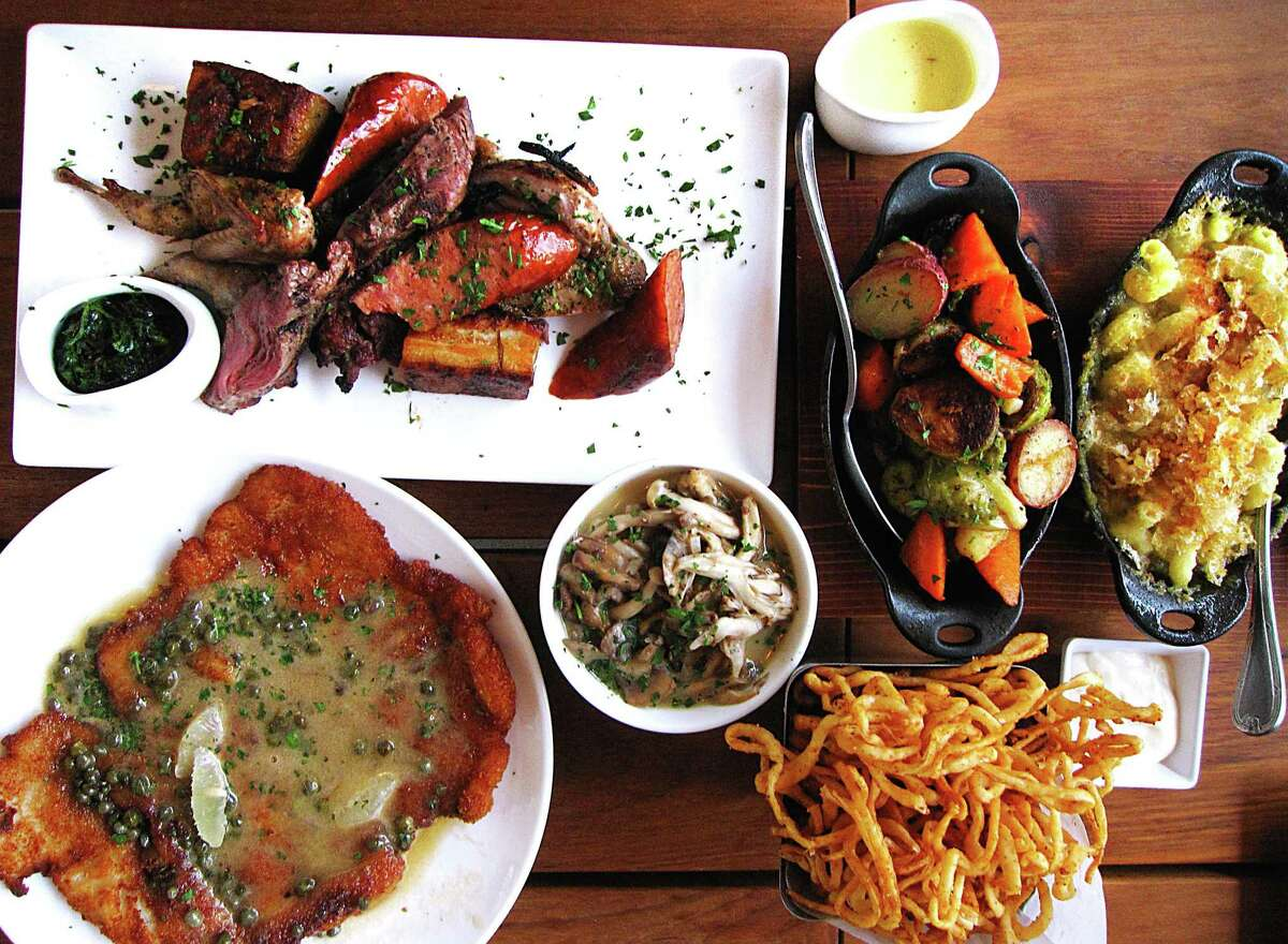 Maverick Texas Brasserie on South St. Mary's Street will be among the restaurants with gift certificates up for bid in Vogt Auction's San Antonio Strong Community Online Auction April 25 to help those restaurants though the COVID-19 crisis.