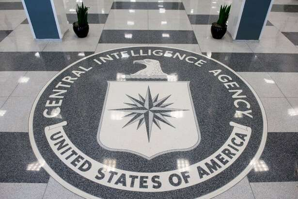 "This file photo taken on August 13, 2008 shows the seal of the Central Intelligence Agency (CIA) in the lobby of CIA Headquarters in Langley, Virginia. Kingston dentist Gilberto Nunez, cleared of killing his lover's husband but convicted of showing the women forged CIA documents and claiming he was a ""special agent"" failed in his bid to convince an appeals court that his conviction on charges of possession of a forged instrument should be overturned because the assertion he was in the CIA was too absurd to be believable."
