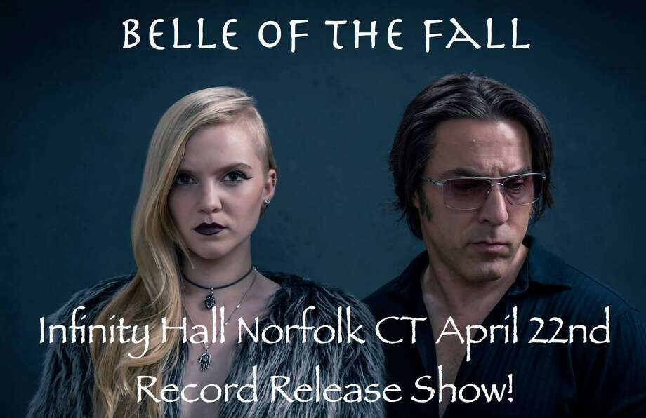 The Belle of the Fall will hold an album release party Sunday in Norfolk. Photo: Belle Of The Fall / Contributed Photo