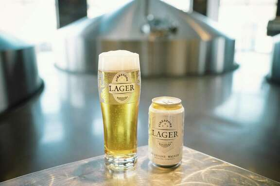 Firestone Lager is a lighter beer that's a deviation from the hoppy, strong, and barrel aged beers that are the big names in Firestone Walker's beer lineup.