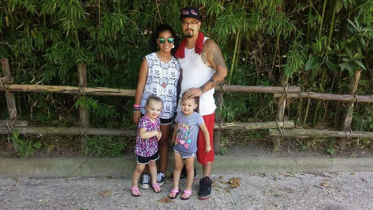 Nicholas Carrillo was fatally shot in February in front of his children and family in his North Texas home.