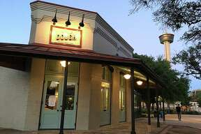 The new Dough Pizzeria Napoletana location at Hemisfair Plaza is scheduled to open in May at 518 S. Alamo St.