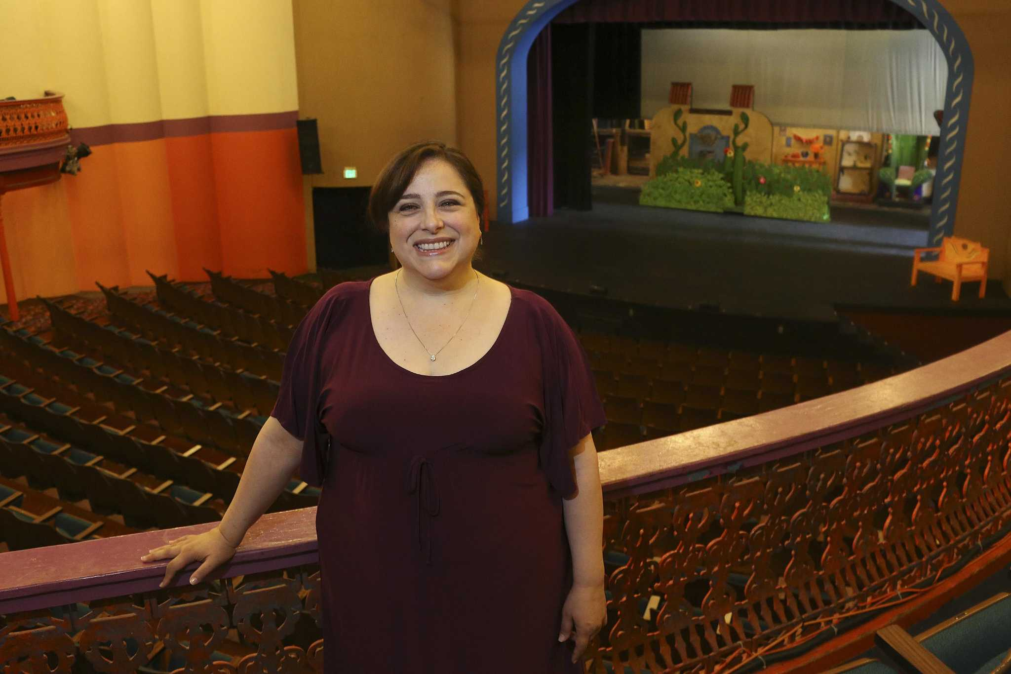 Magik Theatre S Managing Artistic Director Is Heading To