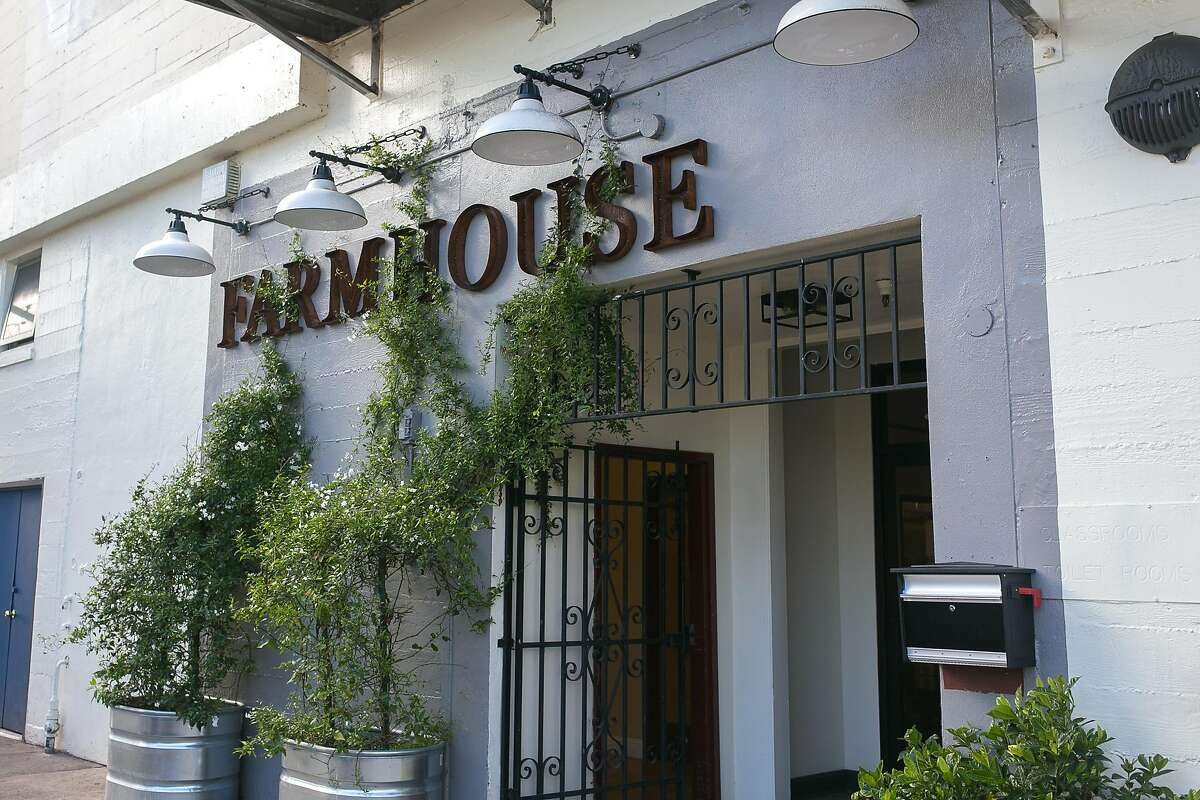Farmhouse Thai Kitchen is located on Florida near 19th Street in the Mission of San Francisco.