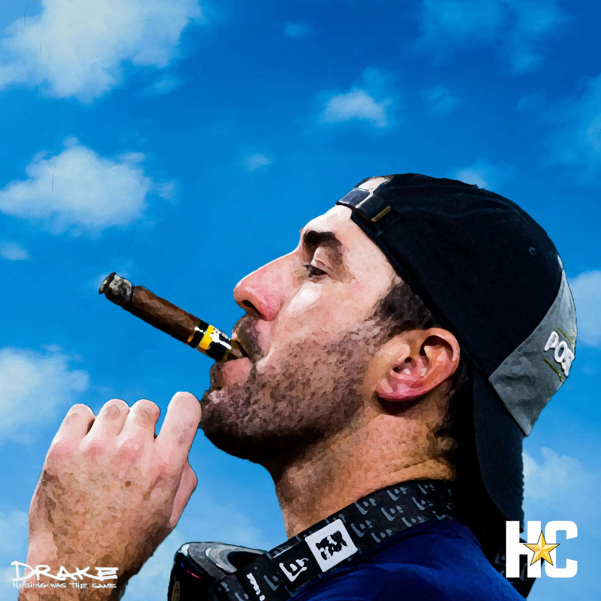 Justin Verlander on the cover of