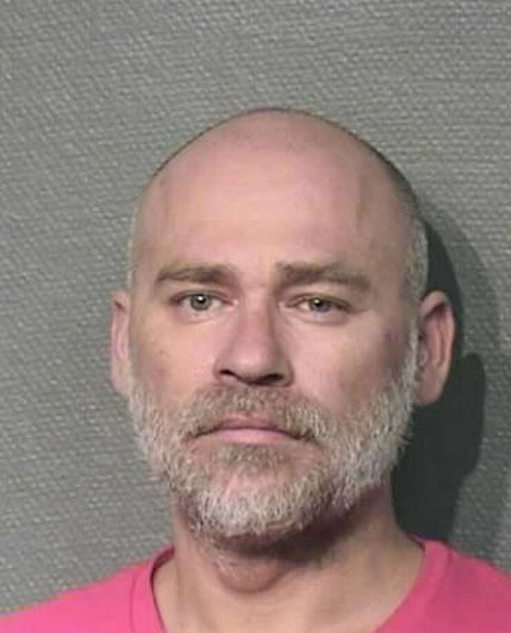 Luciano Olivarez was charged after allegedly punching his lawyer. Photo: HCSO