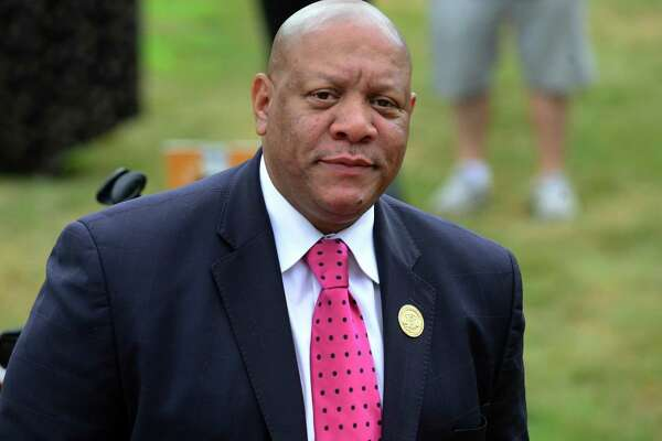 Scot X. Esdaile, President of the NAACP in Connecticut.
