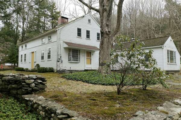 The home at 112 Segar Mountain Road in Kent was originally built in 1795 and is often called the Ebenezer Hoyt House, after the home's second owner, a captain in the Revolutionary War.