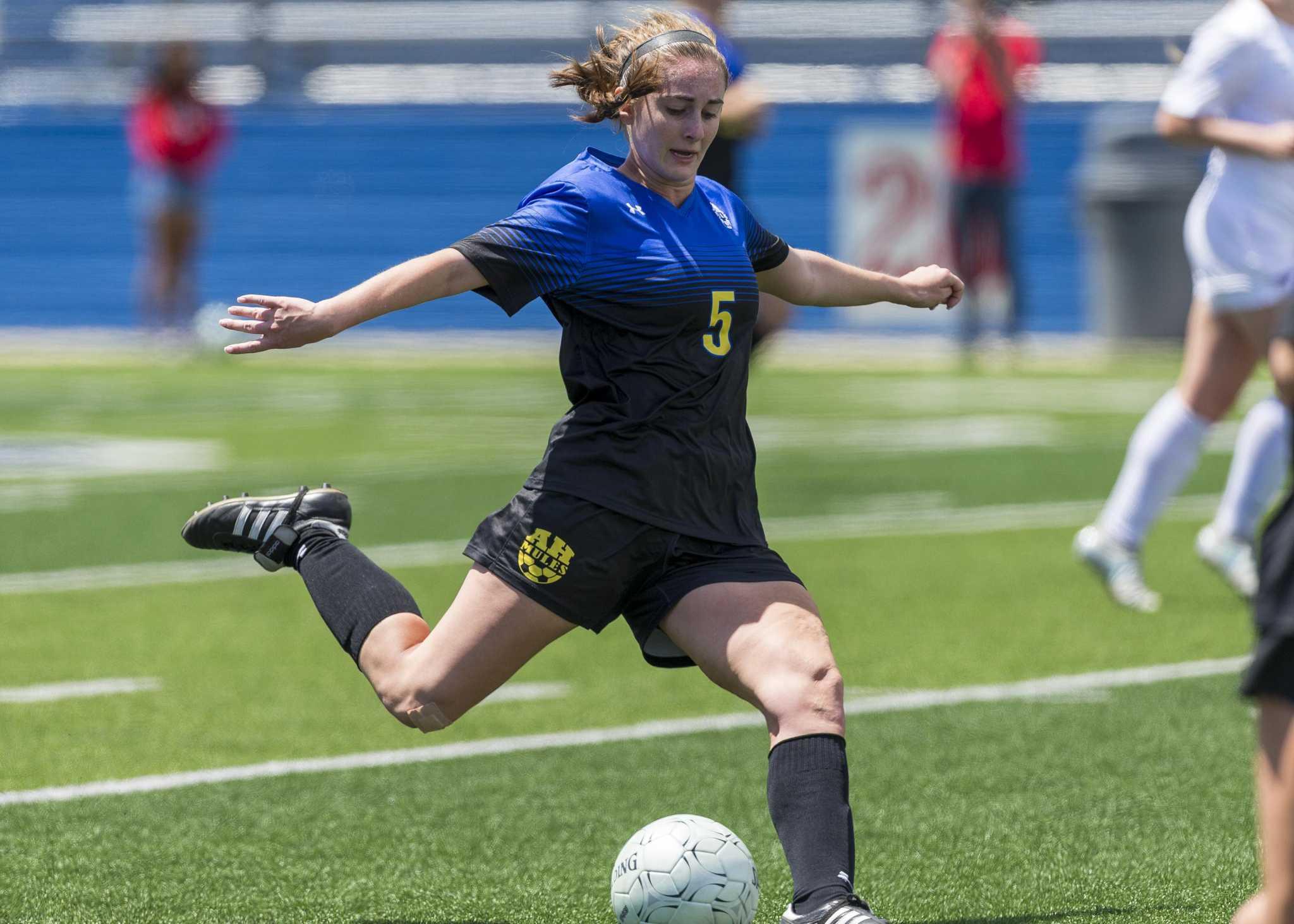 Girls soccer: Saturday's high school results - San Antonio