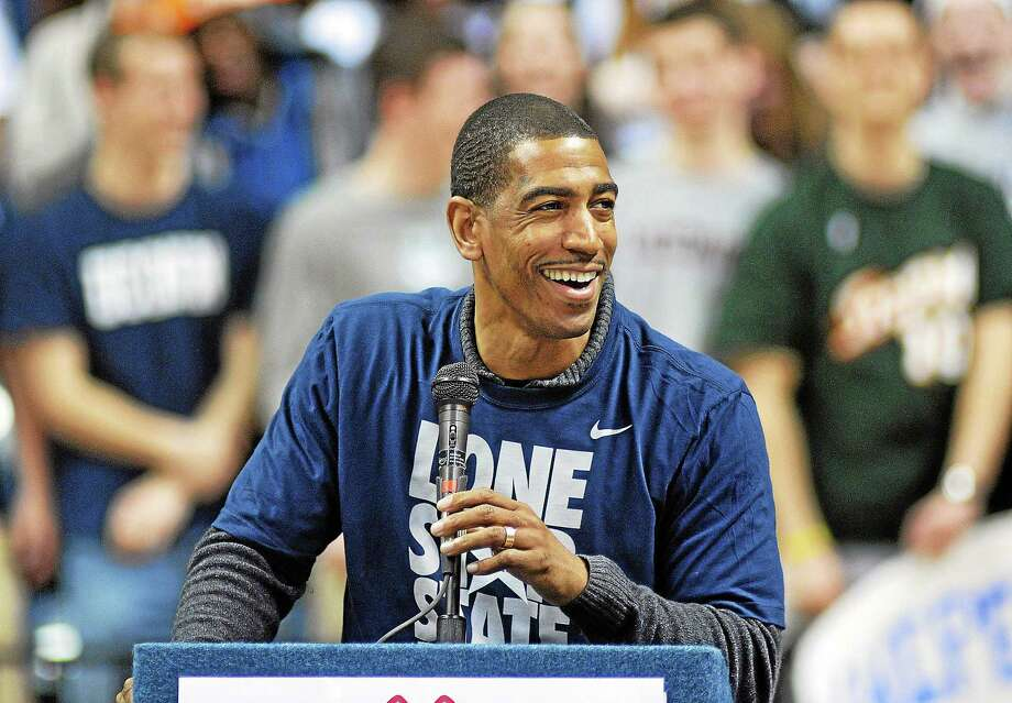 Kevin Ollie went from winning a national championship in 2014 to being fired by UConn four years later. Photo: Hearst Connecticut Media File Photo